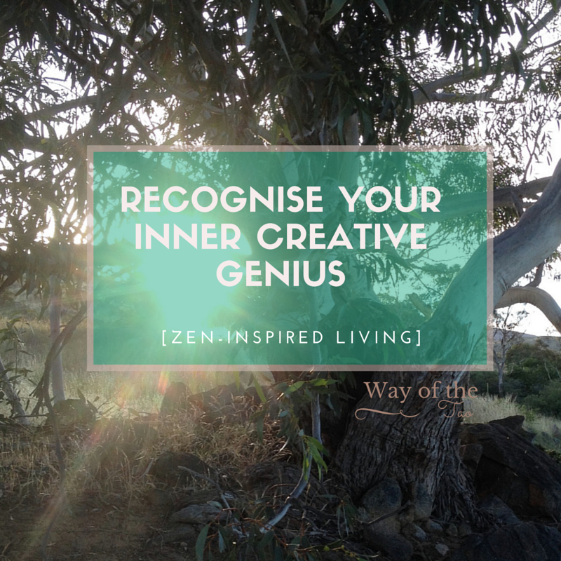 Tao Te Ching Verse Six: Recognise Your Inner Creative